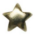 Jewelry-Nail LittlePretty LP-7014 スタッズスター ゴールドS 50P