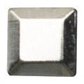 Jewelry-Nail LittlePretty LP-8014 3Dスタッズスクエア シルバー 3mm/50P