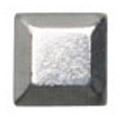 リトルプリティー Jewelry-Nail LP-8016 3Dスタッズスクエア シルバー 2mm/50P