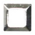 リトルプリティー Jewelry-Nail LP-8019 3Dスタッズスクエア中抜き シルバー 2.5mm/50P
