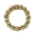 Jewelry-Nail PrettyNail PN-0721 ブリオンリング ゴールドS 15P