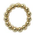 Jewelry-Nail PrettyNail PN-0722 ブリオンリング ゴールドM 12P
