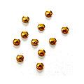 MysticFlakes メタルスタッズ サークル 2mm ゴールド 50P