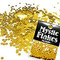 MysticFlakes メタリックDG サークル 2mm 0.5g