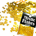MysticFlakes メタリックDG ミニハート 0.5g