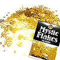 MysticFlakes メタリックDG ハート&ムーン 0.5g