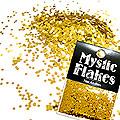 MysticFlakes メタリックDG ヘキサゴン 1mm 0.5g
