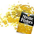 MysticFlakes メタリックDG ヘキサゴン 2.5mm 0.5g