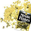 MysticFlakes メタリックLG ミニハート 0.5g