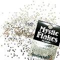 MysticFlakes メタリックシルバー ヘキサゴン 1mm 0.5g