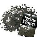 MysticFlakes メタリックブラック スター 0.5g
