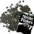MysticFlakes メタリックブラック バタフライ 0.5g