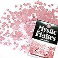 MysticFlakes メタリックLtピンク ミニハート 0.5g