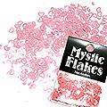 MysticFlakes メタリックLtピンク ハート&ムーン 0.5g