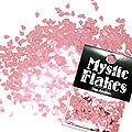 MysticFlakes メタリックLtピンク ティアドロップ 0.5g