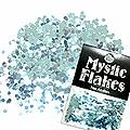 MysticFlakes メタリックLtブルー サークル 2mm 0.5g