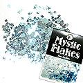 MysticFlakes メタリックLtブルー スター 0.5g