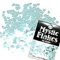 MysticFlakes メタリックLtブルー ハート 0.5g