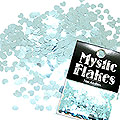 MysticFlakes メタリックLtブルー ミニハート 0.5g