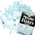 MysticFlakes メタリックLtブルー フラワー 0.5g