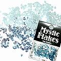 MysticFlakes メタリックLtブルー ティアドロップ 0.5g