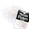 MysticFlakes オーロラホワイト サークル 1mm 0.5g