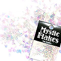 MysticFlakes オーロラホワイト ティアドロップ 0.5g