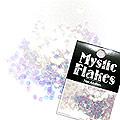 MysticFlakes オーロラホワイト ヘキサゴン 2.5mm 0.5g