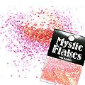 MysticFlakes オーロラピンク サークル 1mm 0.5g