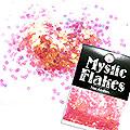 MysticFlakes オーロラピンク サークル 2mm 0.5g