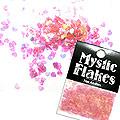 MysticFlakes オーロラピンク ハート 0.5g
