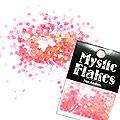 MysticFlakes オーロラピンク フラワー 0.5g