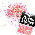 MysticFlakes オーロラピンク バタフライ 0.5g