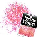 MysticFlakes オーロラピンク ティアドロップ 0.5g