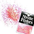 MysticFlakes オーロラピンク ヘキサゴン 1mm 0.5g