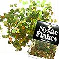 MysticFlakes オーロラグリーン ハート 0.5g