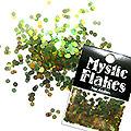 MysticFlakes オーロラグリーン ヘキサゴン 2.5mm 0.5g