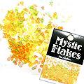 MysticFlakes オーロライエロー ティアドロップ 0.5g