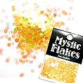MysticFlakes オーロライエロー ヘキサゴン 2.5mm 0.5g