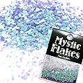 MysticFlakes オーロラパープル サークル 1mm 0.5g
