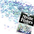 MysticFlakes オーロラパープル サークル 2mm 0.5g