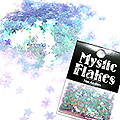 MysticFlakes オーロラパープル スター 0.5g