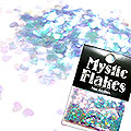 MysticFlakes オーロラパープル ハート 0.5g