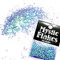 MysticFlakes オーロラパープル ヘキサゴン 1mm 0.5g