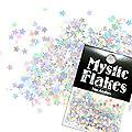 MysticFlakes ホロシルバー スター 0.5g