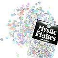 MysticFlakes ホロシルバー ミニハート 0.5g