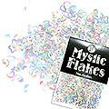 MysticFlakes ホロシルバー ハート&ムーン 0.5g