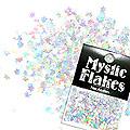 MysticFlakes ホロシルバー フラワー 0.5g