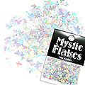 MysticFlakes ホロシルバー バタフライ 0.5g