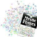 MysticFlakes ホロシルバー ティアドロップ 0.5g